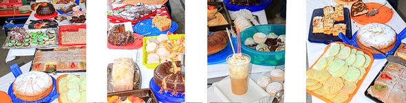 Kuchen-Theke Schulfest